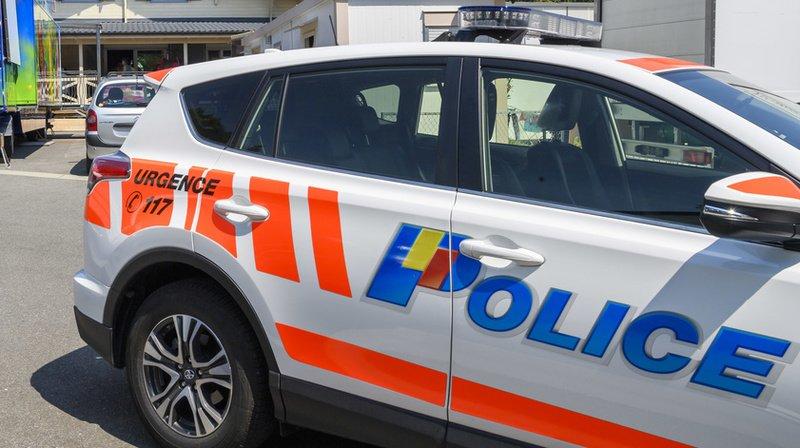 Fribourg: motocycliste flashé à 144 km/h au lieu de 80