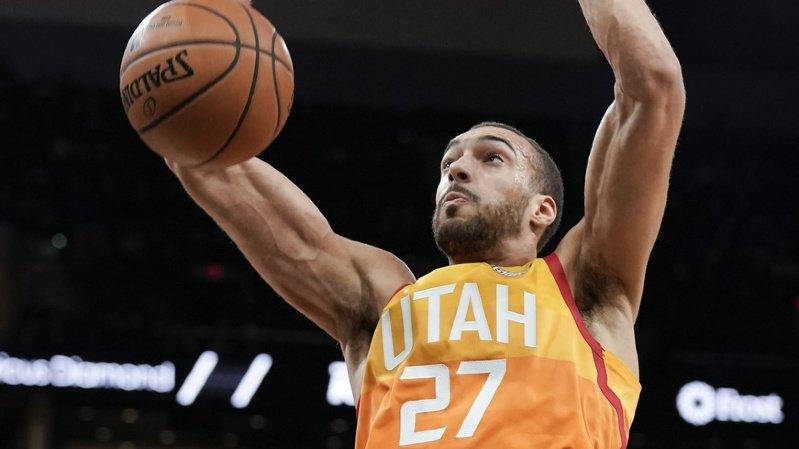 La NBA avait annoncé l'arrêt de son championnat il y a plus de deux mois, notamment après que le Français Rudy Gobert, des Utah Jazz, avait été contrôlé positif au virus,