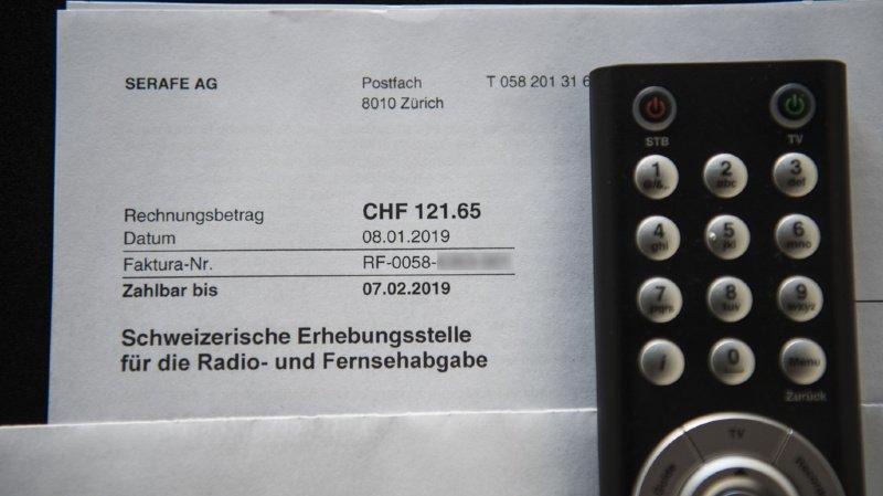 Redevance radio-TV: la TVA perçue en trop sera remboursée