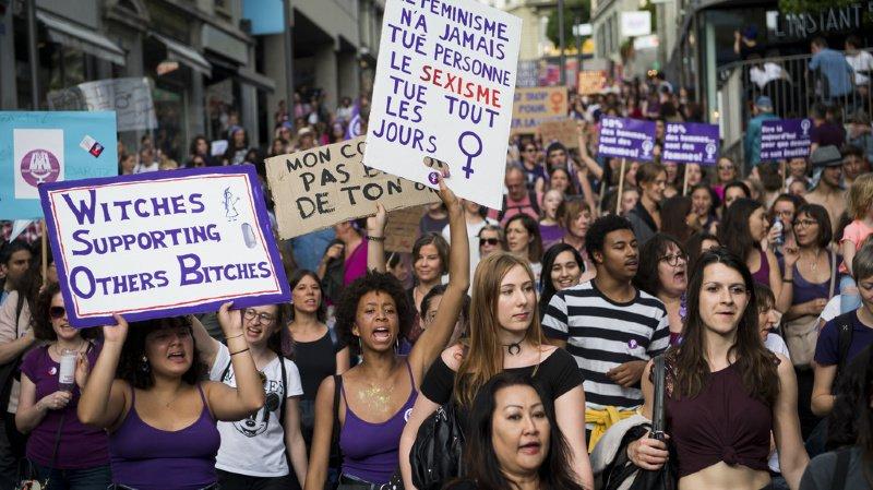 Parmi les signataires figurent Amnesty International, alliance f, Santé sexuelle suisse et Terre des femmes. (archives)