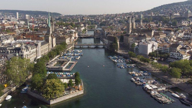 La Suisse monte sur le podium de la compétitivité mondiale, derrière Singapour et le Danemark