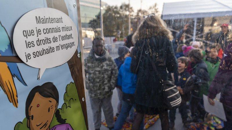 """Accorder une attention particulière aux droits des enfants est """"par conséquent plus nécessaire que jamais"""", a souligné M. Dulleart, président de l'ONG KidsRights (ILLUSTRATION)."""