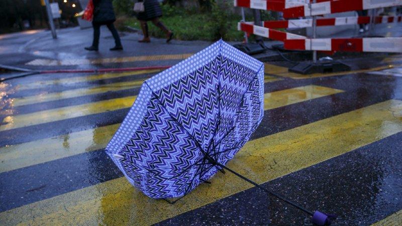 La pluie et le froid vont revenir dans notre pays. (illustration)