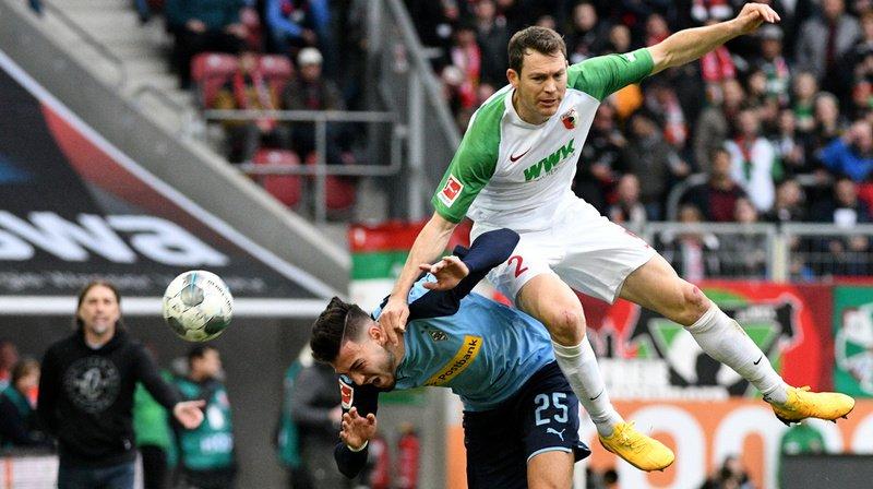Football: Stephan Lichtsteiner quitte Augsburg
