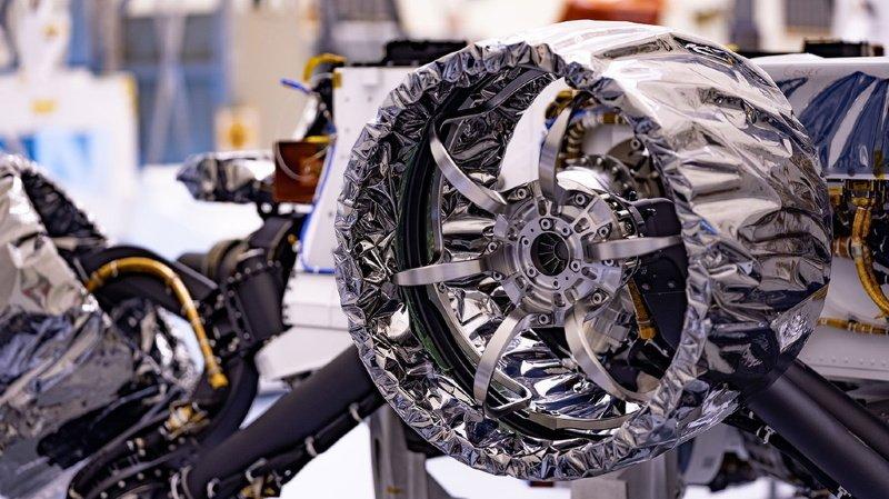 Espace: le rover Perseverance de la NASA s'envolera vers Mars le 17 juillet