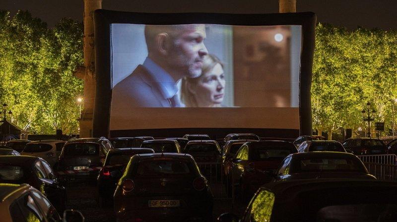 Coronavirus: un cinéma drive-in finalement autorisé dans le canton de Zurich