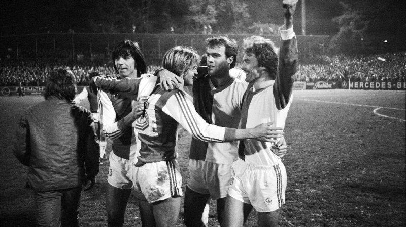 Football – Les grandes soirées des clubs suisses: 1978, une première pour les Grasshoppers