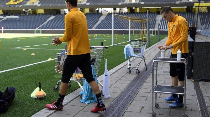 Football: la Super League et la Challenge League reprennent à huis clos dès le 19 juin