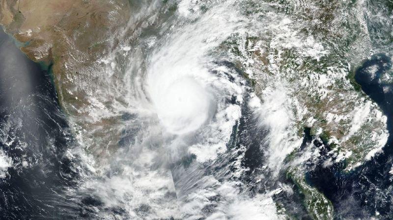 Météo: le puissant cyclone Amphan va frapper l'Inde et le Bangladesh