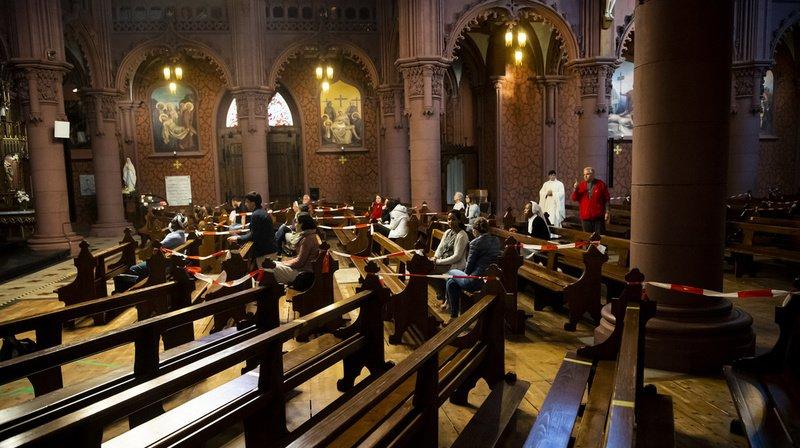 Neuchâtel: la Paroisse Notre-Dame se prépare à reprendre les messes en public