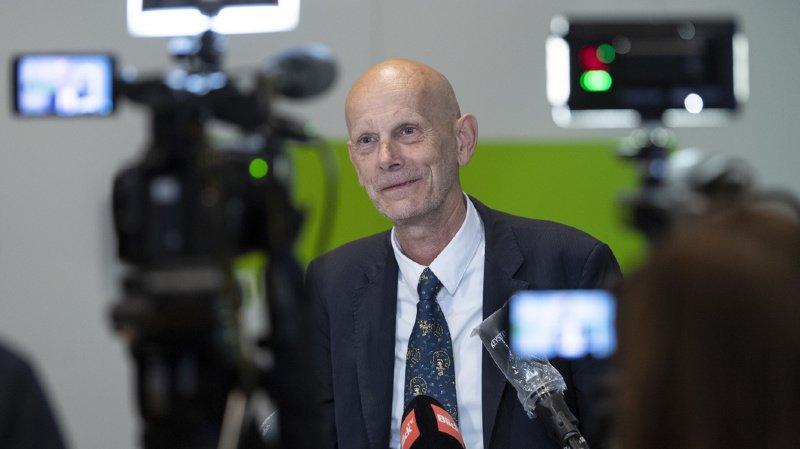 Coronavirus: Daniel Koch, star nationale, tire sa révérence