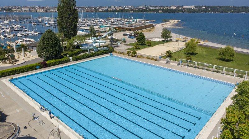 Pour les piscines publiques, les plans de protection prévoient d'éviter la concentration de personnes.
