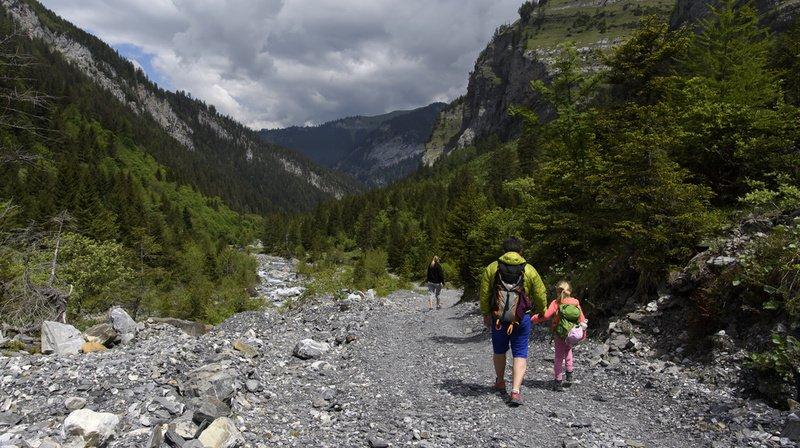 Randonnée: test en ligne pour évaluer ses aptitudes avant de partir en montagne