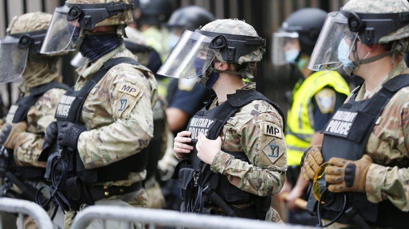 Racisme: les violences policières aux Etats-Unis inquiètent la Suisse