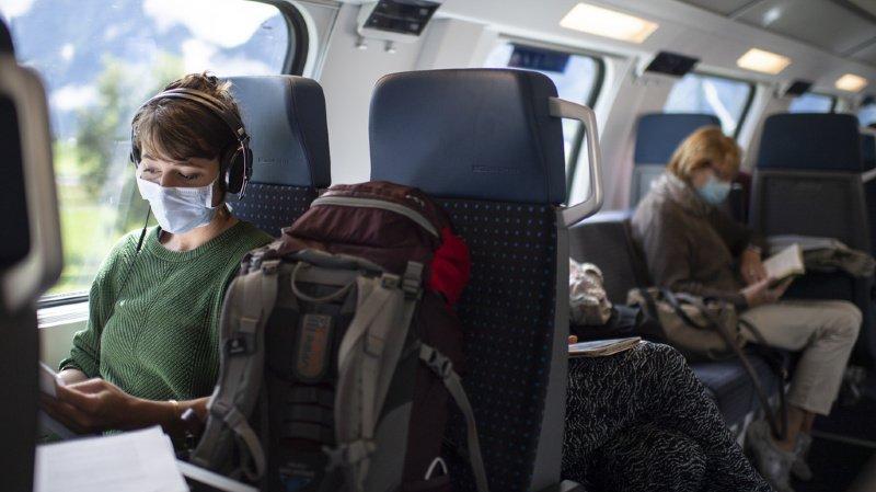 Coronavirus: le port du masque dans les transports publics en 5 questions