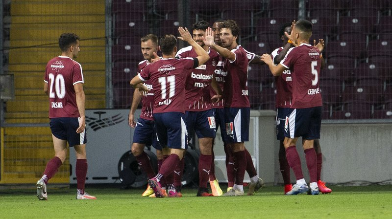 Football: Servette a tenu en échec Young Boys