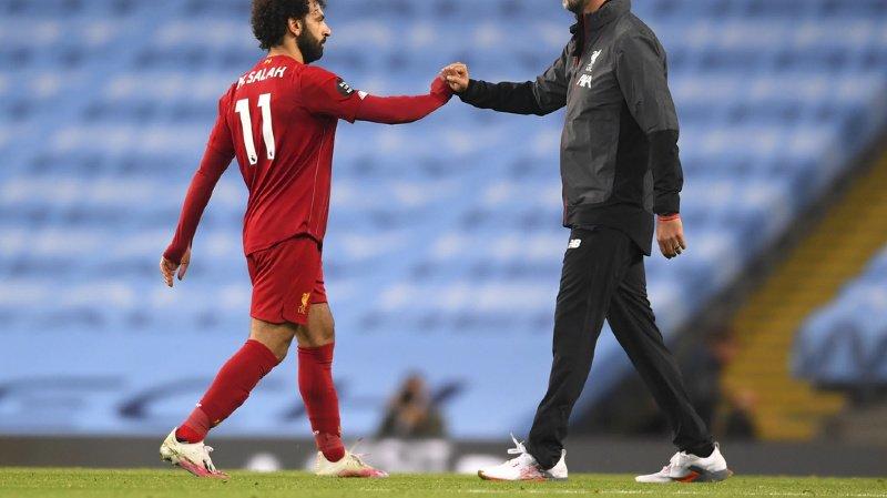 Football: Liverpool gagne en mode décompression
