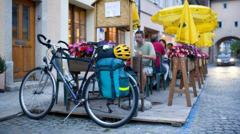 Plus de 3000km d'itinéraires pour voyager à vélo dans le canton du Jura