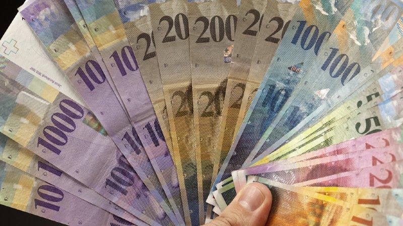 Lucerne: des paiements effectués avec des faux billets de 100 et de 200
