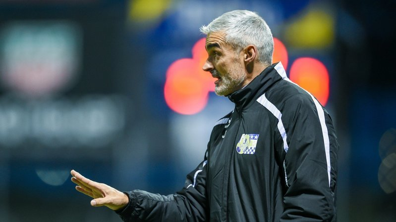 José Saiz n'est plus l'entraîneur du club chaux-de-fonnier.