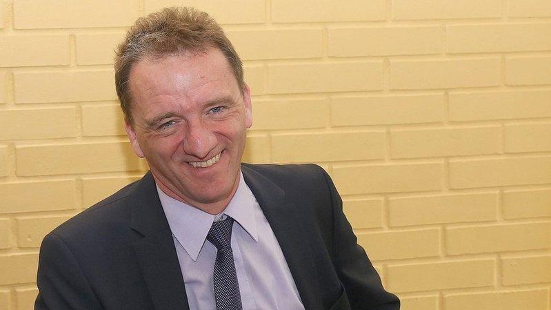 Vendredi soir, Romain Schaer a surpris l'UDC Jura en se retirant du trio en lice pour l'élection au Gouvernement jurassien.
