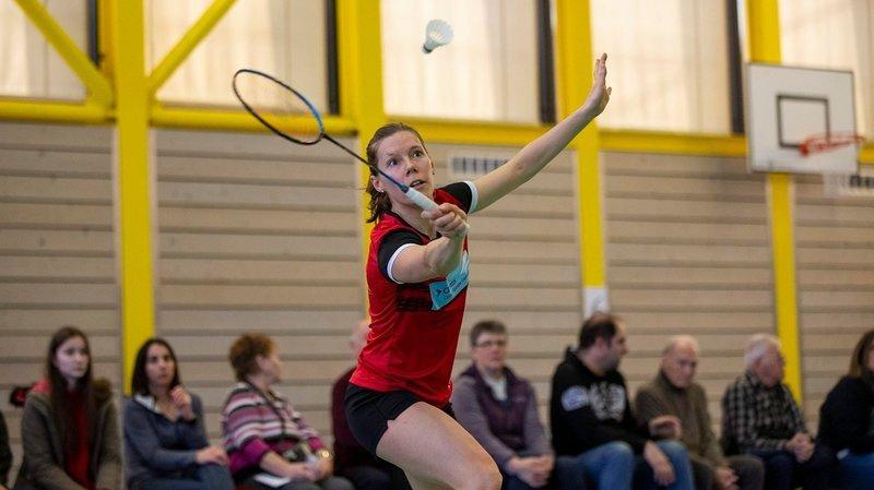 Sabrina Jaquet est tombée face à la même rivale qu'au Danemark.