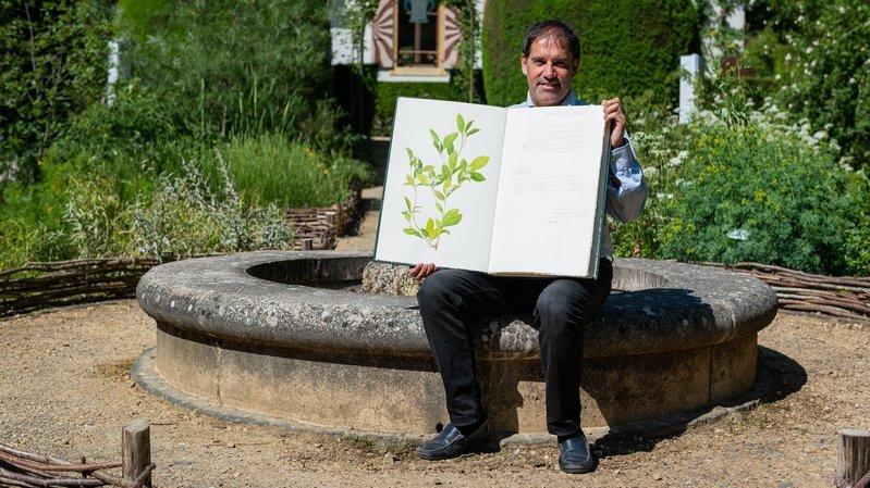 Le Jardin botanique de Neuchâtel attend les visiteurs de pied ferme