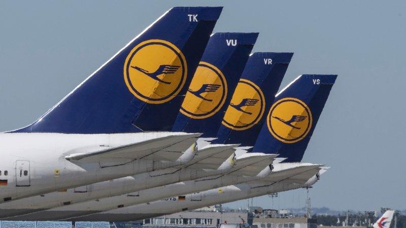 Allemagne: le sauvetage de Lufthansa contesté