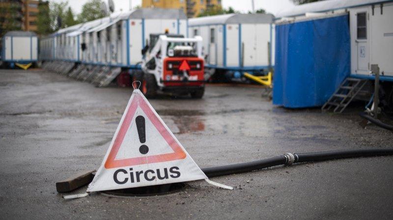 Cirque: le Knie fait l'impasse sur la Suisse romande