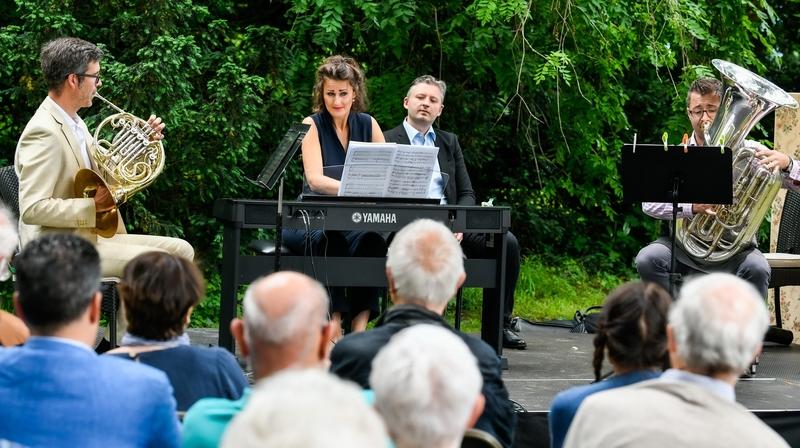Cormondrèche: la musique classique célébrée au château
