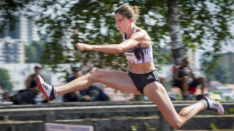 Lea Sprunger participera à un 300 m haies à Oslo