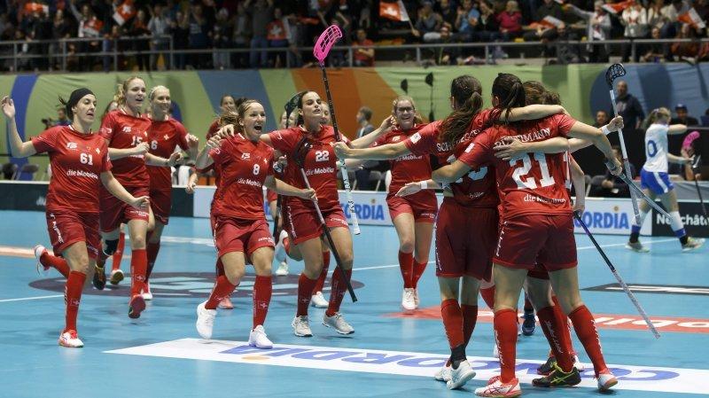 Les grandes manifestations sportives internationales organisées dans le canton pourront être mieux soutenues. A l'image des championnats du monde féminin de unihockey qui ont eu lieu en décembre dernier à Neuchâtel.