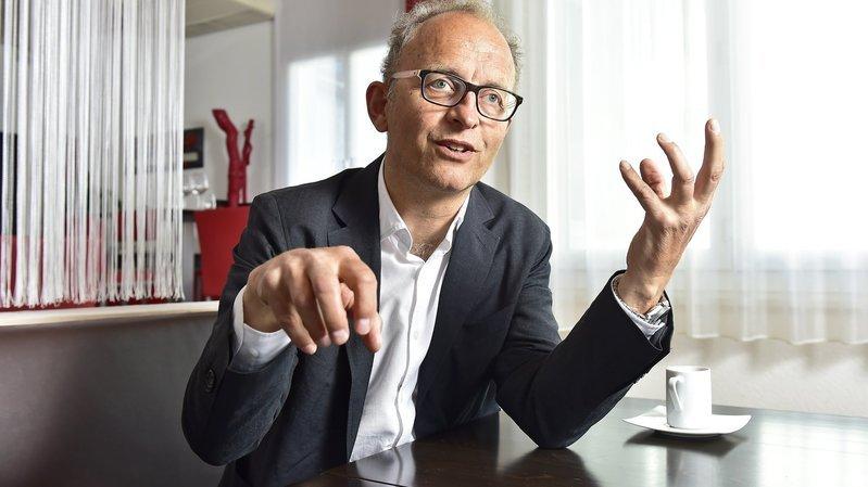 Bertrand Kiefer: «Il ne faut pas avancer avec une logique de performance, mais une logique de soins»