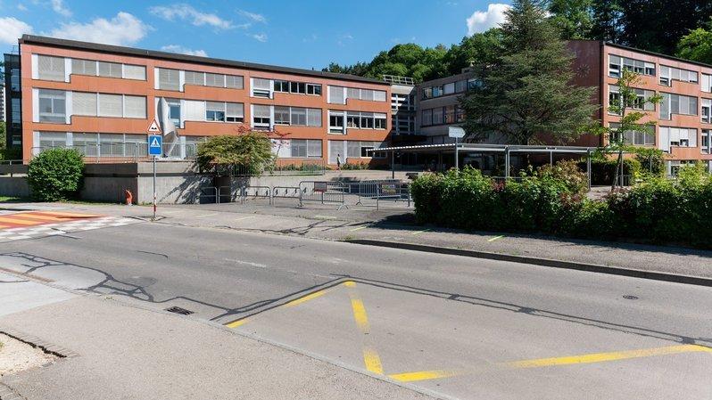 Boudry: la rénovation du collège de Vauvilliers est en bonne voie