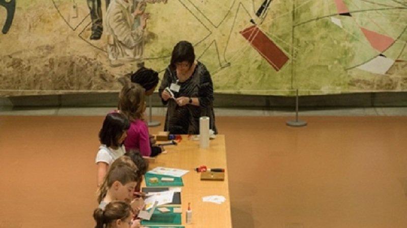 Atelier pédagogique - Décore ton cadran