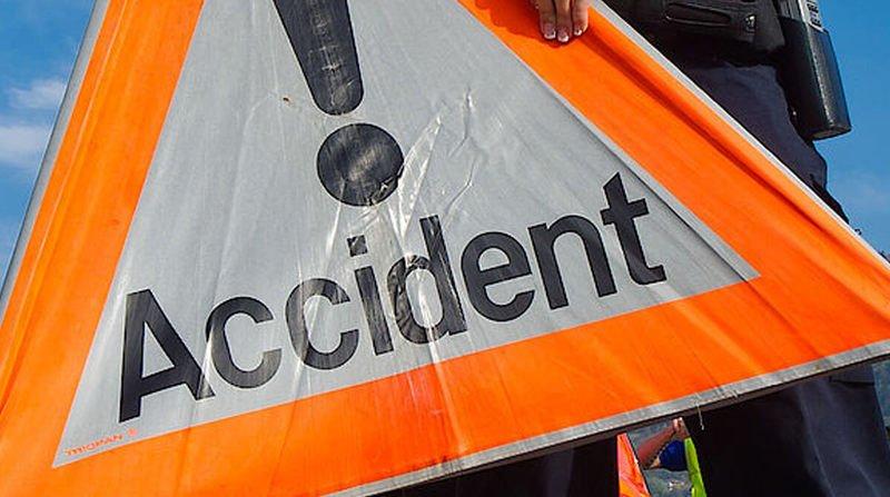 L'accident s'est produit dimanche vers 4h30.