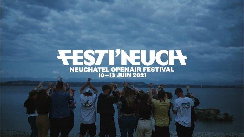 Festi'neuch: «L'aftermovie d'une édition qui n'a pas eu lieu? On l'a fait!»
