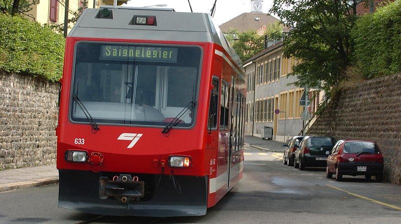 Chemins de fer du Jura: un crédit pour le troisième rail