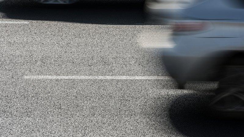 Rochefort: un automobiliste flashé à 144km/h dans une zone limitée à 80