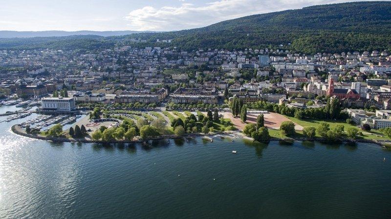 Neuchâtel: le projet des Jeunes-Rives devant le Conseil général le 29juin
