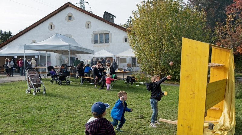 La Chaux-de-Fonds: le Musée paysan et artisanal dévoile comment «Faire son beurre»