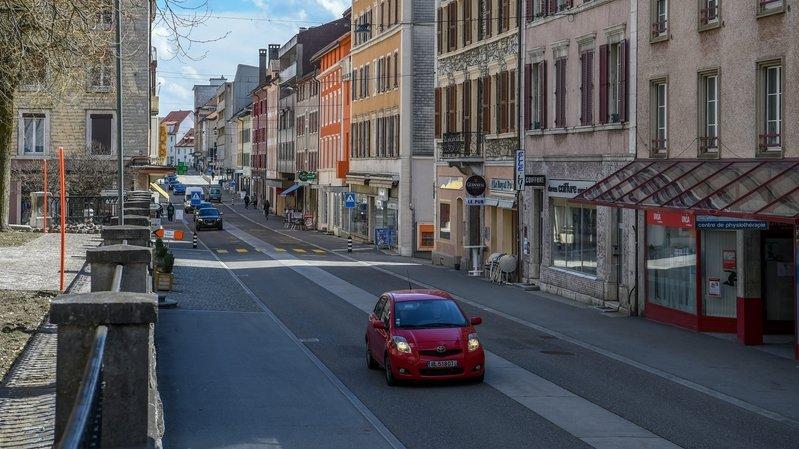 Saint-Imier suspend le contrôle des zones bleues durant l'été
