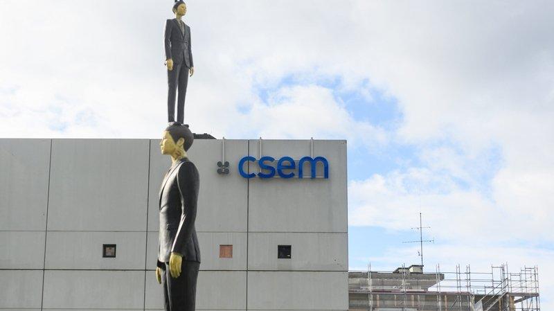 Le CSEM enregistre une forte hausse des fonds de recherche en 2019