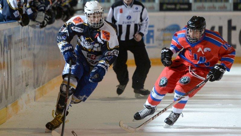 Le jeune attaquant Sven Henry rejoint le HC Université Neuchâtel