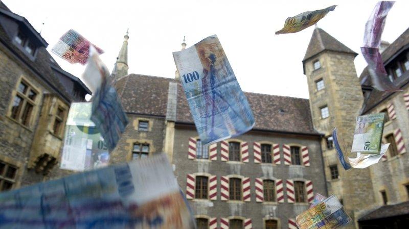 Cadeaux fiscaux en douce à des entreprises: des députés neuchâtelois résistent