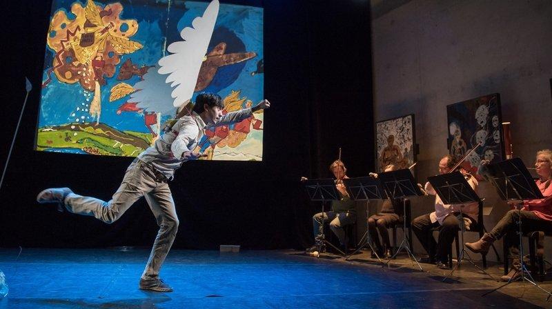 Le théâtre Tumulte déménage à Peseux et se produira en plein air cet été