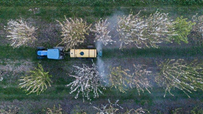 Grosses lacunes dans la vente de pesticides constatées dans le Jura