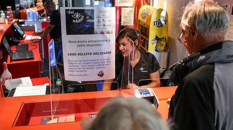 Des billets à 8 francs vendus au cinéma Scala de La Chaux-de-Fonds (photo) et à l'Apollo, à Neuchâtel.