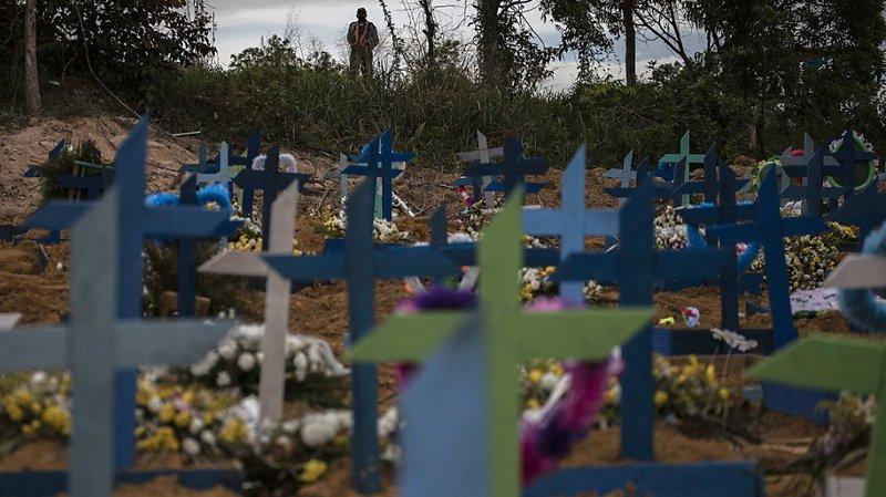 Coronavirus: plus de 1000 morts et record de cas de coronavirus en 24 h au Brésil