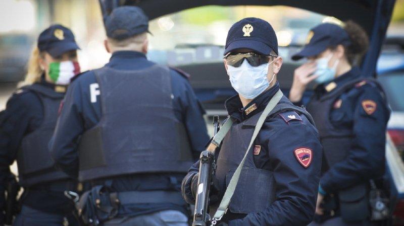 Italie: ils s'évadent de prison et promettent de revenir rapidement, mais se font arrêter